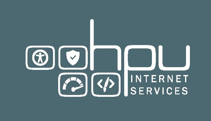 HPU internet services, toegankelijke websites voor iedereen