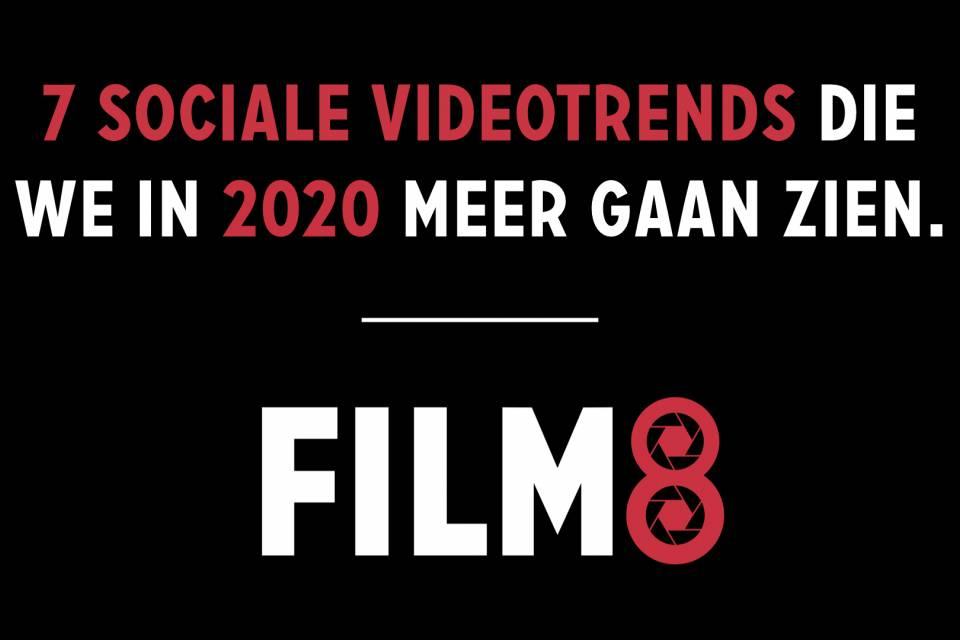 7 sociale videotrends die we in 2020 meer gaan zien